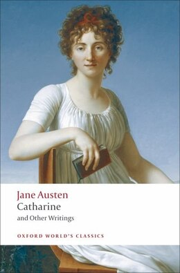 Book Catharine and Other Writings by Jane Austen