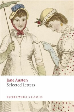 Book Selected Letters by Jane Austen