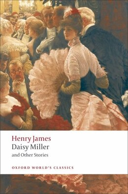 Book Daisy Miller and Other Stories by Henry James