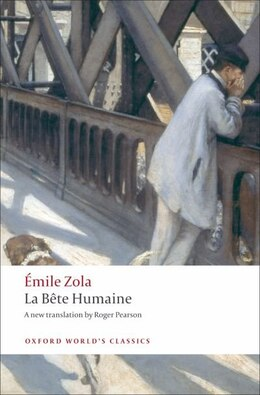 Book La Bete humaine by Emile Zola