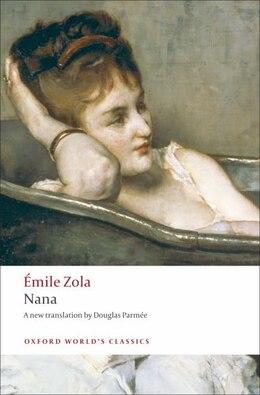 Book Nana by Emile Zola