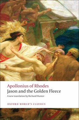 Book Jason and the Golden Fleece (The Argonautica) by Apollonius of Rhodes