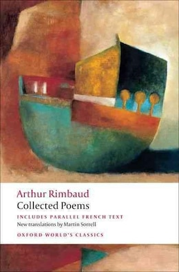 Book Collected Poems by Arthur Rimbaud
