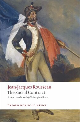 Book Discourse on Political Economy and The Social Contract by Jean-jacques Rousseau