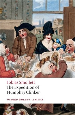Book The Expedition of Humphry Clinker by Tobias Smollett
