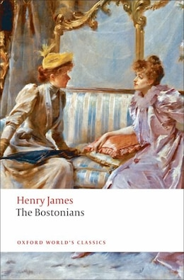 Book The Bostonians by Henry James
