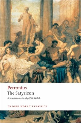Book The Satyricon by Petronius