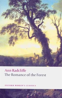 Book The Romance of the Forest by Ann Radcliffe