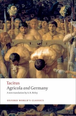 Book Agricola and Germany by Tacitus