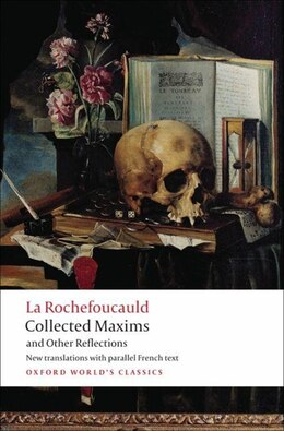 Book Collected Maxims and Other Reflections by Francois de La Rochefoucauld