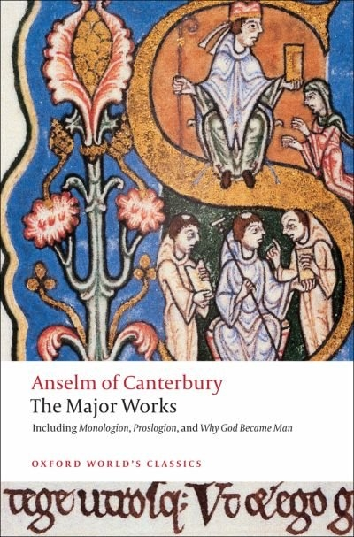 anselm why god became man thesis The atonement of christ - download as word doc (doc / docx), pdf file (pdf), text file (txt) or read online.