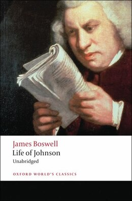 Book Life of Johnson by James Boswell