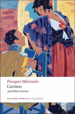 Book Carmen and Other Stories by Prosper Merimee