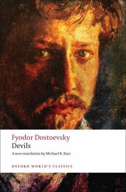 Book Devils by Fyodor Dostoevsky