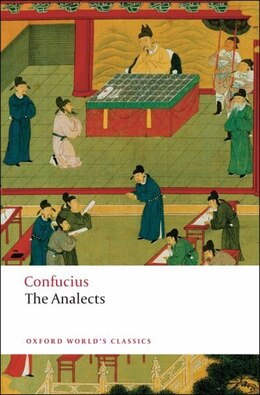 Book The Analects by Raymond Dawson