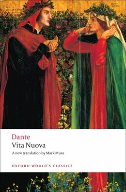 Book Vita Nuova by Mark Musa