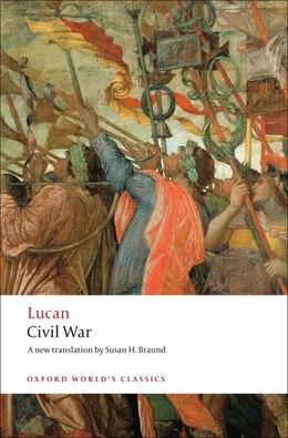 Book Civil War by Lucan