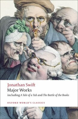 Book Major Works by Jonathan Swift