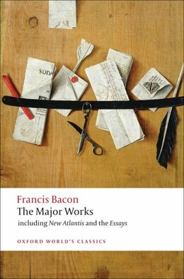 Book Francis Bacon: The Major Works by Francis Bacon