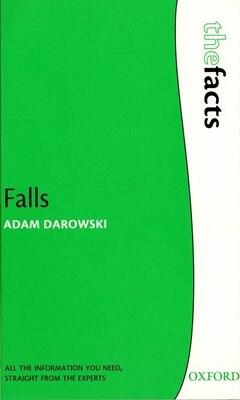 Book Falls by Adam Darowski