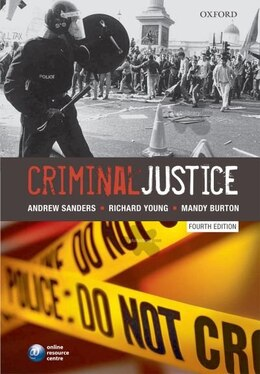 Book Criminal Justice by Andrew Sanders