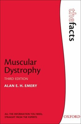 Book Muscular Dystrophy by Alan E.H. Emery