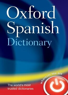 Book Oxford Spanish Dictionary by Oxford Dictionaries