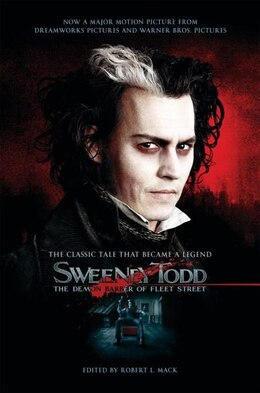 Book Sweeney Todd: The Demon Barber of Fleet Street, US, Canada Ed. by Robert L. Mack