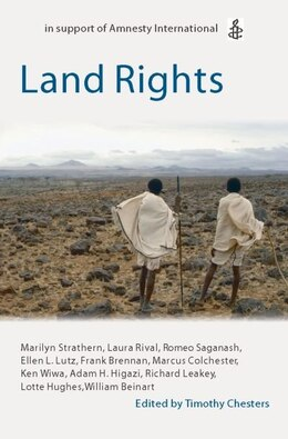 Book Land Rights: Oxford Amnesty Lectures by Timothy Chesters