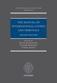 The Manual on International Courts and Tribunals