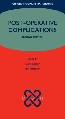 Book Post-operative Complications by David Leaper