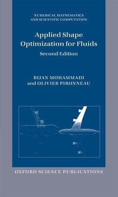 Book Applied Shape Optimization for Fluids by Bijan Mohammadi