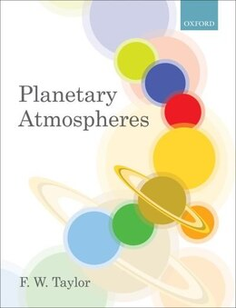 Book Planetary Atmospheres by F.W. Taylor