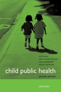 Book Child Public Health by Mitch Blair