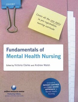 Book Fundamentals of Mental Health Nursing by Victoria Clarke