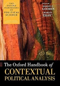 Book The Oxford Handbook of Contextual Political Analysis by Robert E. Goodin