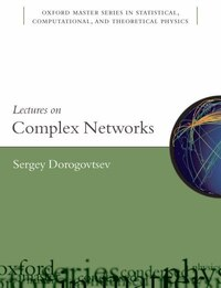 Lectures on Complex Networks