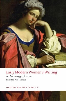 Book Early Modern Womens Writing: An Anthology 1560-1700 by Paul Salzman