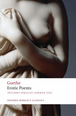 Book Erotic Poems by Johann Wolfgang von Goethe
