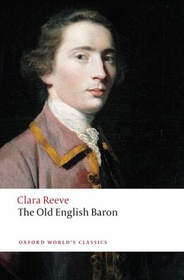 Book The Old English Baron by Clara Reeve