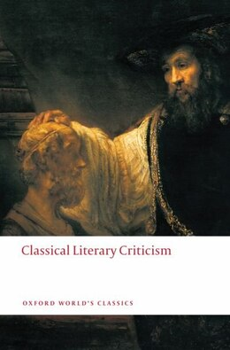 Book Classical Literary Criticism by D. A. Russell