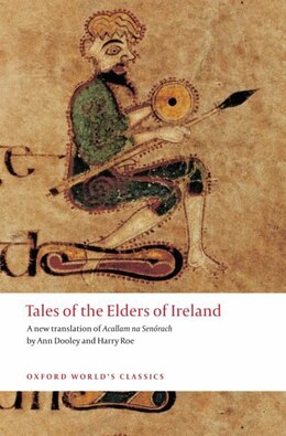 Book Tales of the Elders of Ireland by Ann Dooley