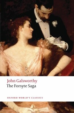 Book The Forsyte Saga by John Galsworthy