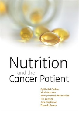 Book Nutrition and the Cancer Patient by Egidio Del Fabbro