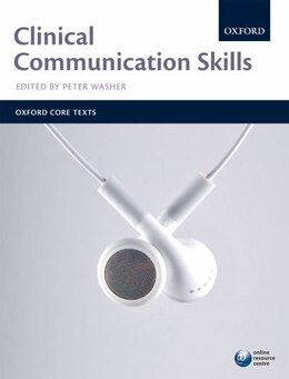 Book Clinical Communication Skills by Peter Washer