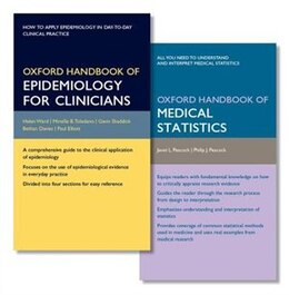 Book Oxford Handbook of Medical Statistics by Janet Peacock
