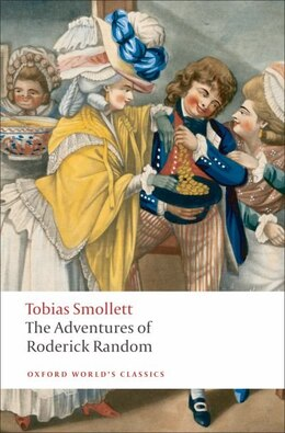 Book The Adventures of Roderick Random by Tobias Smollett