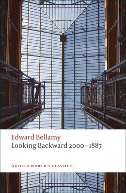 Book Looking Backward 2000-1887 by Edward Bellamy