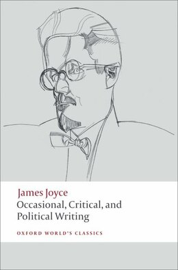 Book Occasional, Critical, and Political Writing by James Joyce