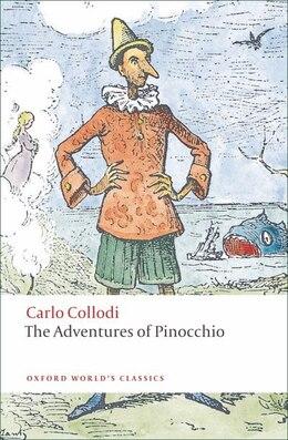 Book The Adventures of Pinocchio by Carlo Collodi